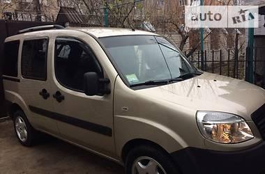 Универсал Fiat Doblo пасс. 2011 в Николаеве