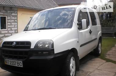 Fiat Doblo пасс. 2004 в Ивано-Франковске