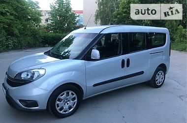 Fiat Doblo пасс. 2015 в Луцке