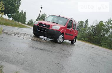 Fiat Doblo пасс. 2007 в Народичах