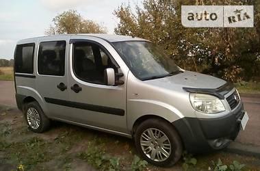 Fiat Doblo пасс. 2008 в Борисполе