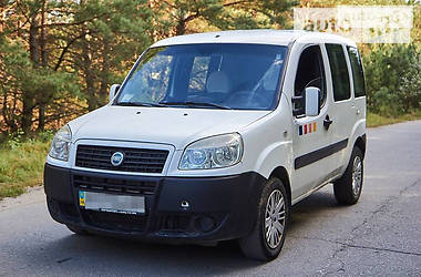 Fiat Doblo пасс. 2006 в Славуте