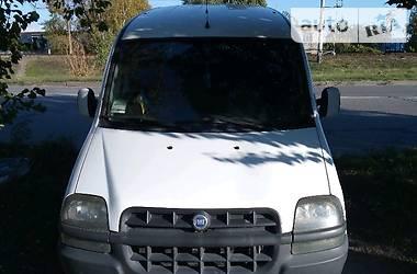 Fiat Doblo пасс. 2003 в Кременчуге