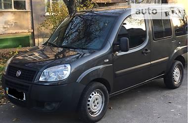 Fiat Doblo пасс. 2012 в Харькове