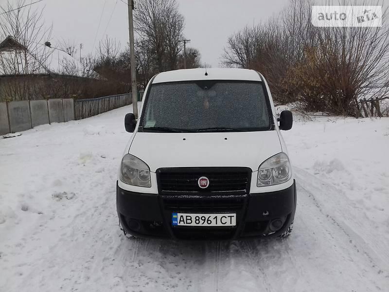 Fiat Doblo пасс. 2013 года в Виннице