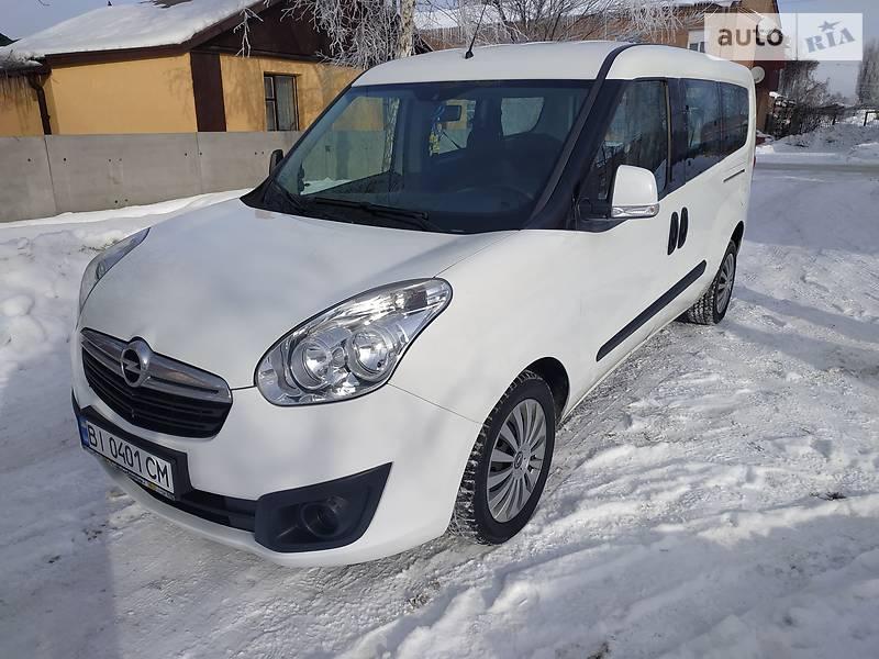 Fiat Doblo пасс. 1.6 turbo