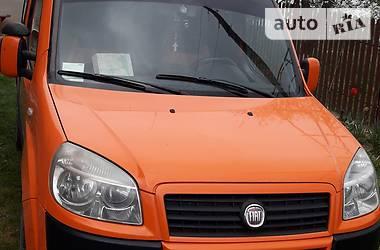 Fiat Doblo пасс. 2008 в Ивано-Франковске