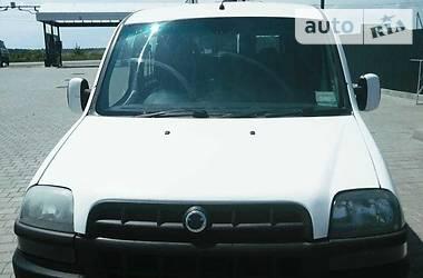 Fiat Doblo пасс. 2001 в Богородчанах