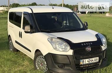 Fiat Doblo пасс. 2011 в Полтаве