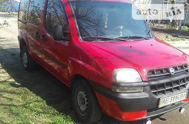 Fiat Doblo пасс. 2002 в Каменском