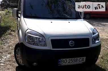 Fiat Doblo пасс. 2006 в Залещиках