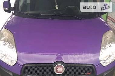Fiat Doblo пасс. 2010 в Мукачево