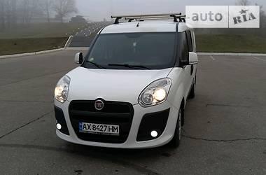 Fiat Doblo пасс. 2014 в Харькове