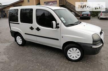 Fiat Doblo пасс. 2002 в Каменец-Подольском