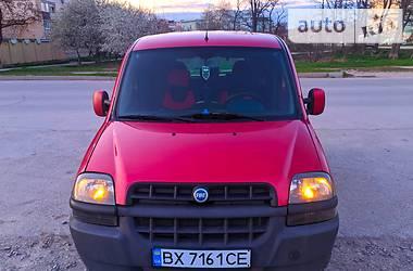 Fiat Doblo пасс. 2005 в Каменец-Подольском