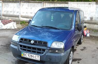 Fiat Doblo пасс. 2001 в Львове