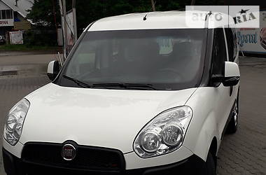 Fiat Doblo пасс. 2011 в Черновцах