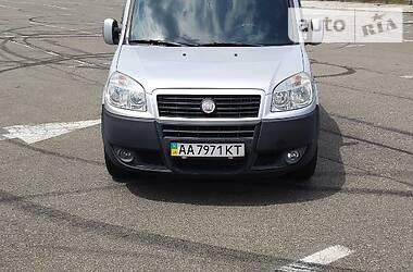 Fiat Doblo пасс. 2008 в Киеве