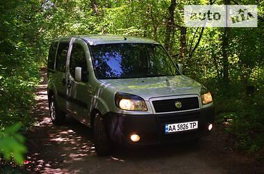 Fiat Doblo пасс. 2007 в Киеве