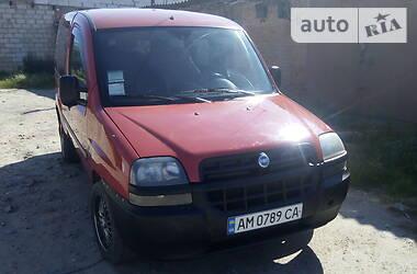 Fiat Doblo пасс. 2000 в Бердичеве