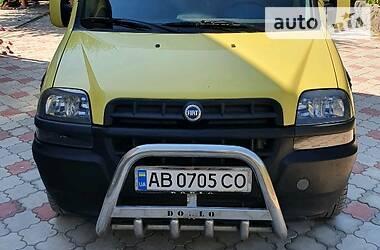 Fiat Doblo пасс. 2002 в Могилев-Подольске