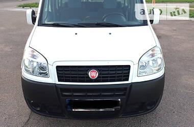 Fiat Doblo пасс. 2008 в Ровно