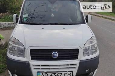 Fiat Doblo пасс. 2006 в Могилев-Подольске