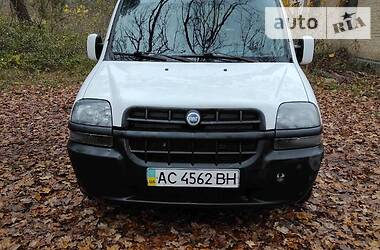 Fiat Doblo пасс. 2002 в Ковеле