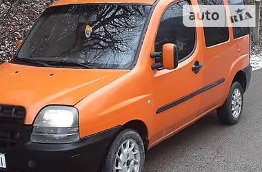 Fiat Doblo пасс. 2002 в Рахове