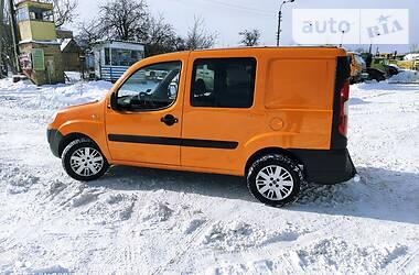 Fiat Doblo пасс. 2008 в Бердичеве