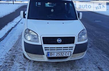 Fiat Doblo пасс. 2005 в Киеве