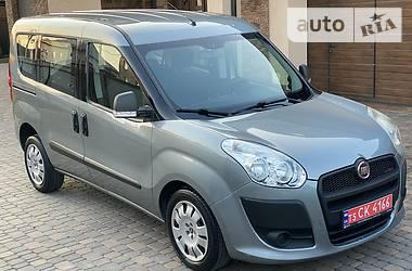 Fiat Doblo пасс. 2013 в Черновцах