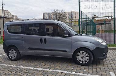 Внедорожник / Кроссовер Fiat Doblo пасс. 2011 в Виннице