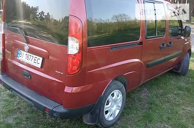 Легковой фургон (до 1,5 т) Fiat Doblo пасс. 2008 в Сумах