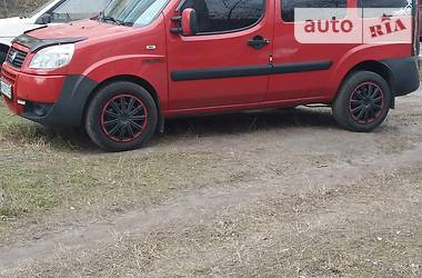 Универсал Fiat Doblo пасс. 2006 в Житомире