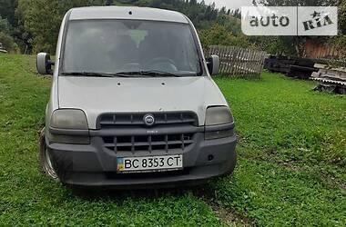 Минивэн Fiat Doblo пасс. 2002 в Славском