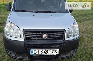 Универсал Fiat Doblo пасс. 2011 в Полтаве