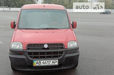 Минивэн Fiat Doblo пасс. 2004 в Виннице