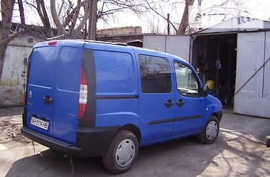 Fiat Doblo пасс. 2005 в Мариуполе