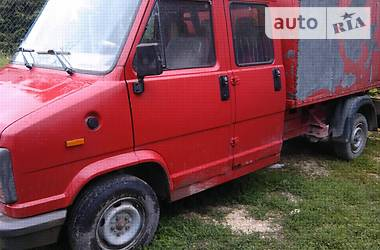 Fiat Ducato груз.-пасс. 1991 в Тернополе