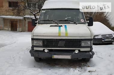 Fiat Ducato груз.-пасс. 1991 в Киеве