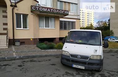Fiat Ducato груз. 2003 в Тернополе