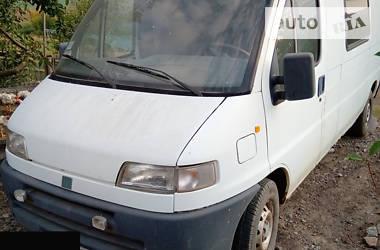 Легковий фургон (до 1,5т) Fiat Ducato груз. 1996 в Благовіщенську