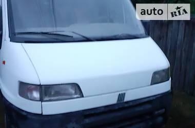 Легковой фургон (до 1,5 т) Fiat Ducato груз. 1998 в Золочеве