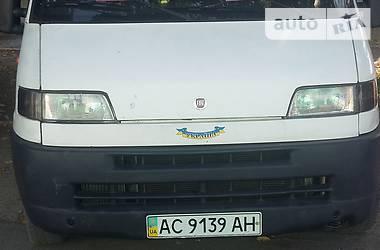 Fiat Ducato пасс. 1999 в Черновцах