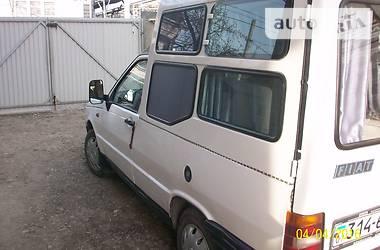 Fiat Fiorino груз. 1988