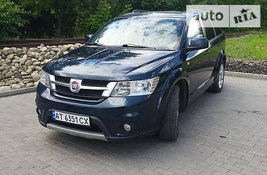 Fiat Freemont 2013 в Ивано-Франковске