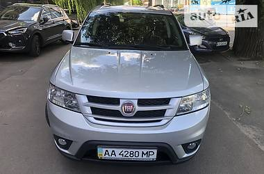Fiat Freemont 2014 в Киеве