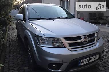 Внедорожник / Кроссовер Fiat Freemont 2014 в Иршаве