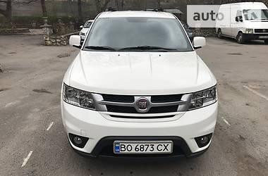 Внедорожник / Кроссовер Fiat Freemont 2012 в Тернополе
